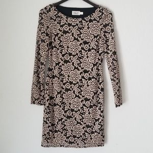 Eliza J floral lace dress